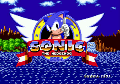 ������ ���� � ������ ������� - Sonic the Hedgehog