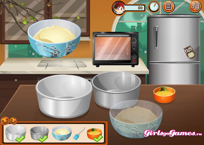 Игры где готовят еду