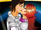 Гравитация: поцелуй в космосе