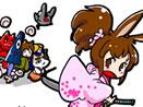 Bunny Swordmaster Story – динамичный платформер
