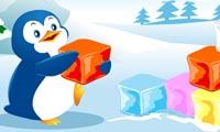 Кубики и Пингвины