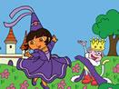 Паззл – принцесса Даша