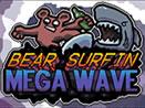 Bear Surfin Mega Wave – инди-аркада