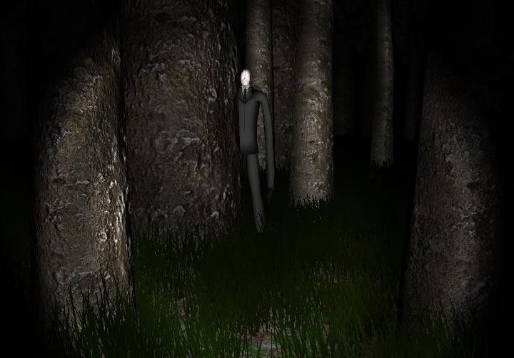 Slender: Eight pages