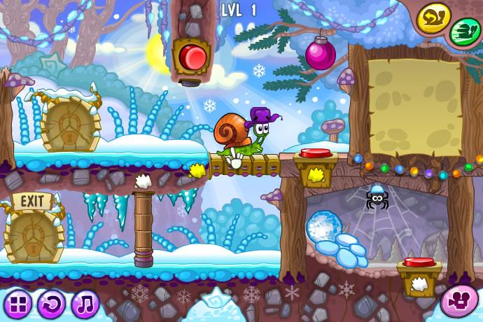 Скриншот к Улитке Бобу 6