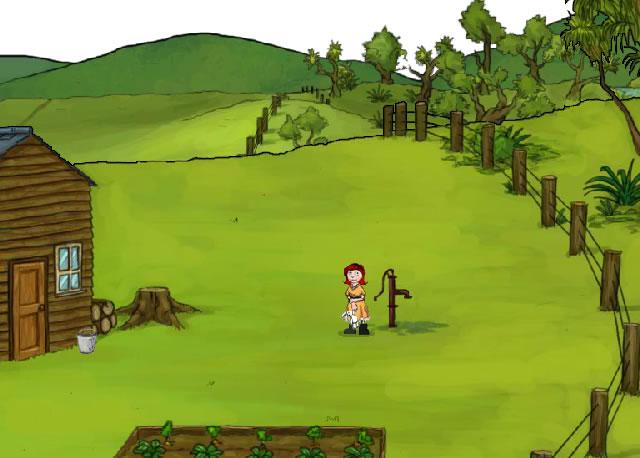 Аника в лесу троллей