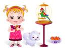 baby-hazel-parrot-care