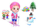 baby-hazel-winter-fun