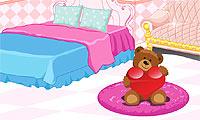 Интерьер для спальни принцессы