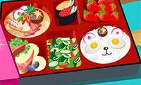 Собираем набор из суши