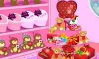 Магазин на день Святого Валентина