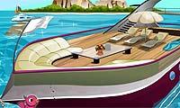 Делаем богатую яхту