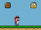 Марио собирает грибы