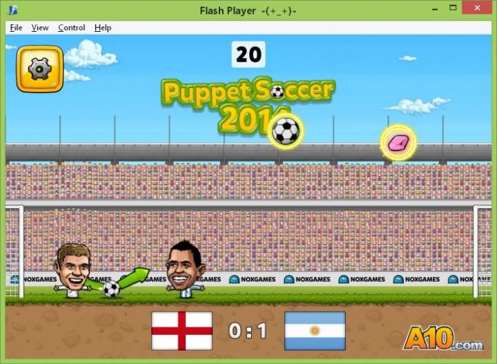 Puppet Soccer 2014 для компьютера
