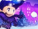 Снежки – зимняя игра