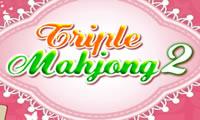 Тройной Маджонг 2