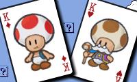 Карты Косынка с Марио