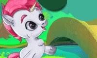 Веселый Пони Единорог