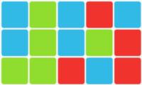 Цветные квадраты