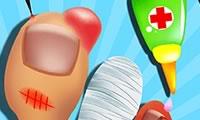 Игра Доктор для ногтей