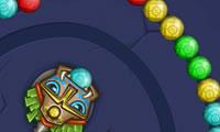 Тотемия - бесплатная онлайн версия игры Зумы Делюкс
