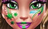 Winter Makeup игра про макияж для девочек