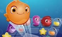 """Jewel Aquarium игра с рыбками в жанре """"три в ряд"""""""