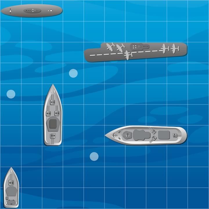 Boat Battles Морской Бой