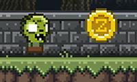 Зомби версия Flappy Bird