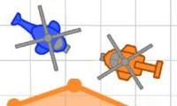 Вертолеты Defly.io