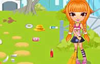 игры для девочек бесплатно уборка