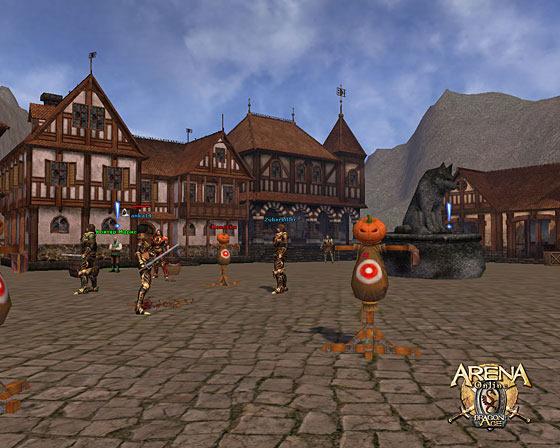 игра monster arena